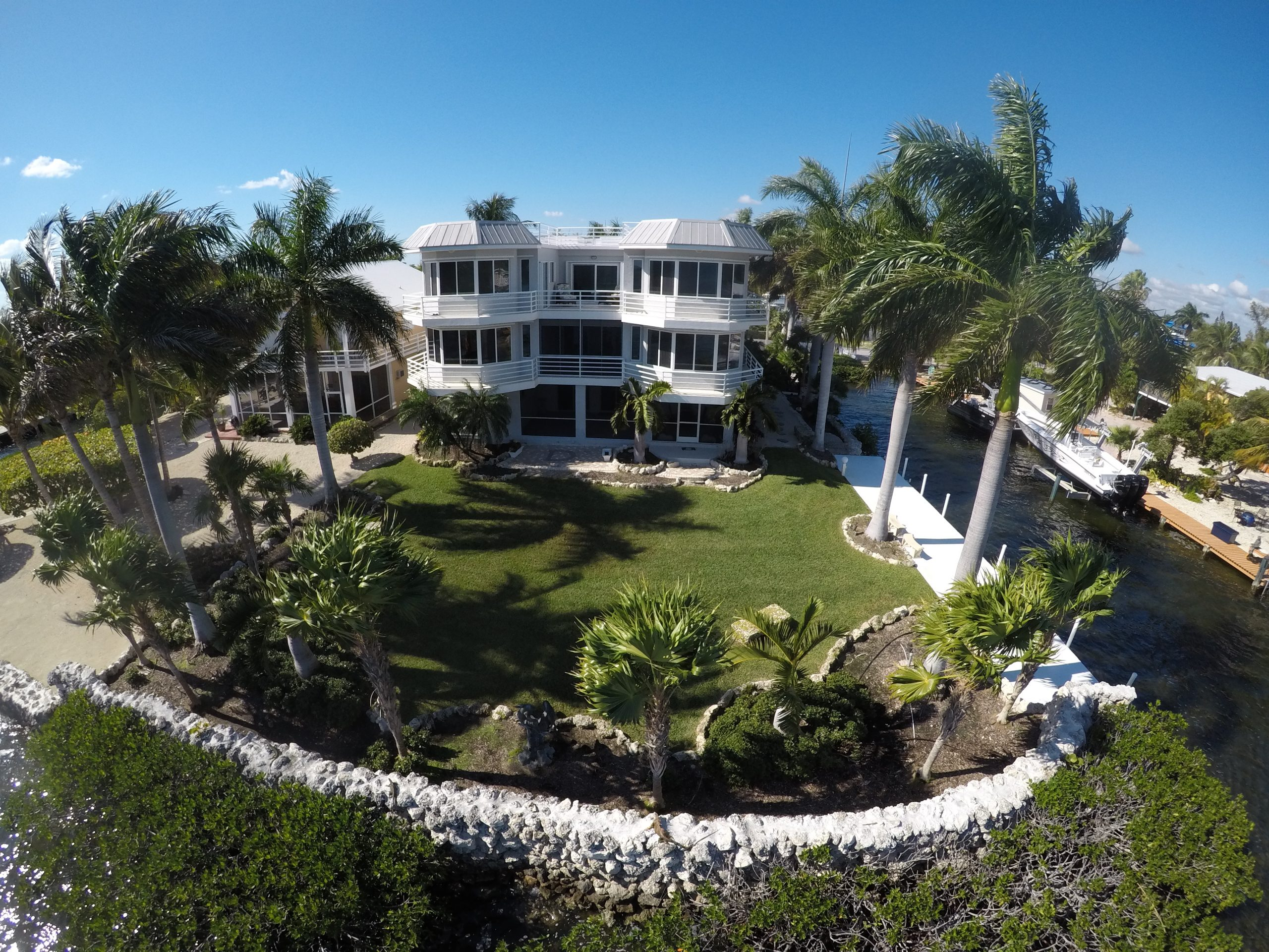 Waterfront home in Islamorada sold by Shane Wilson